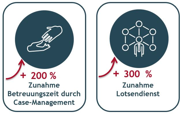 Lotsendienst INSITE/Case-Management